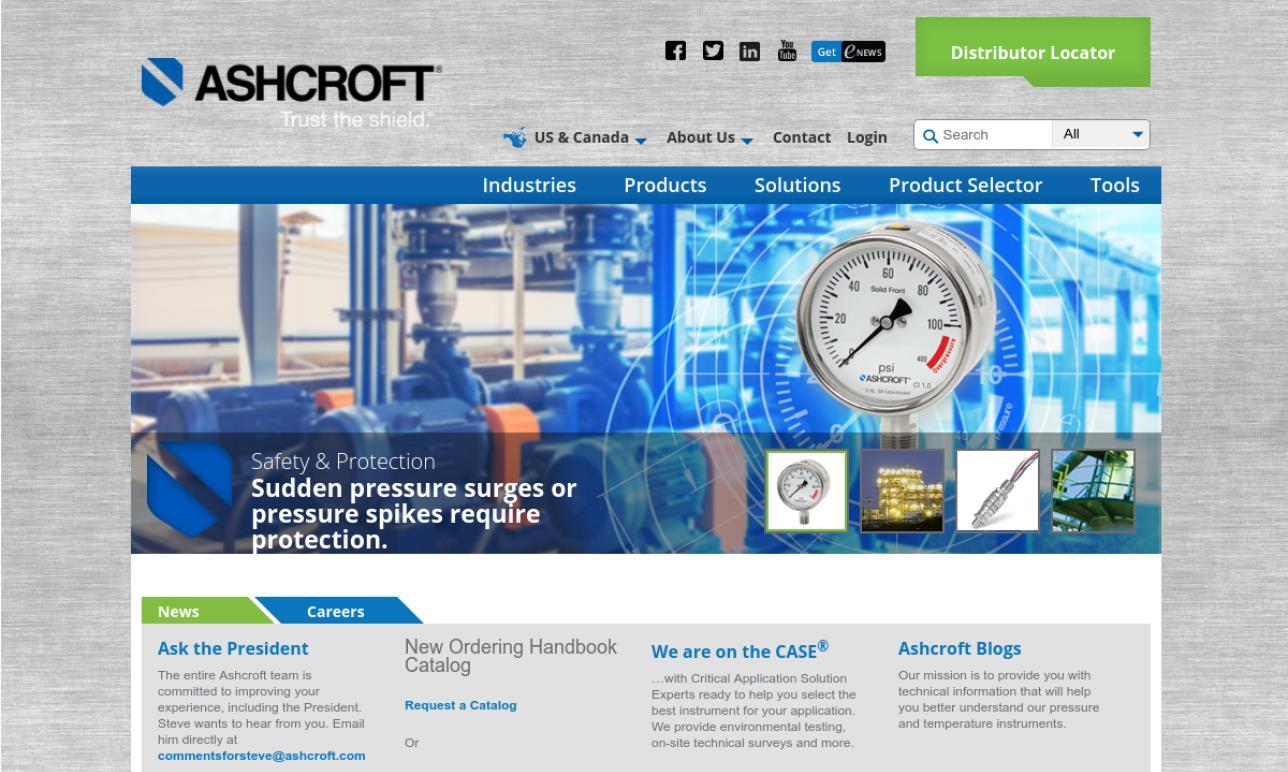 Ashcroft® Inc.
