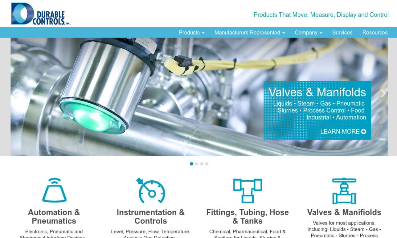 Durable Controls Inc.