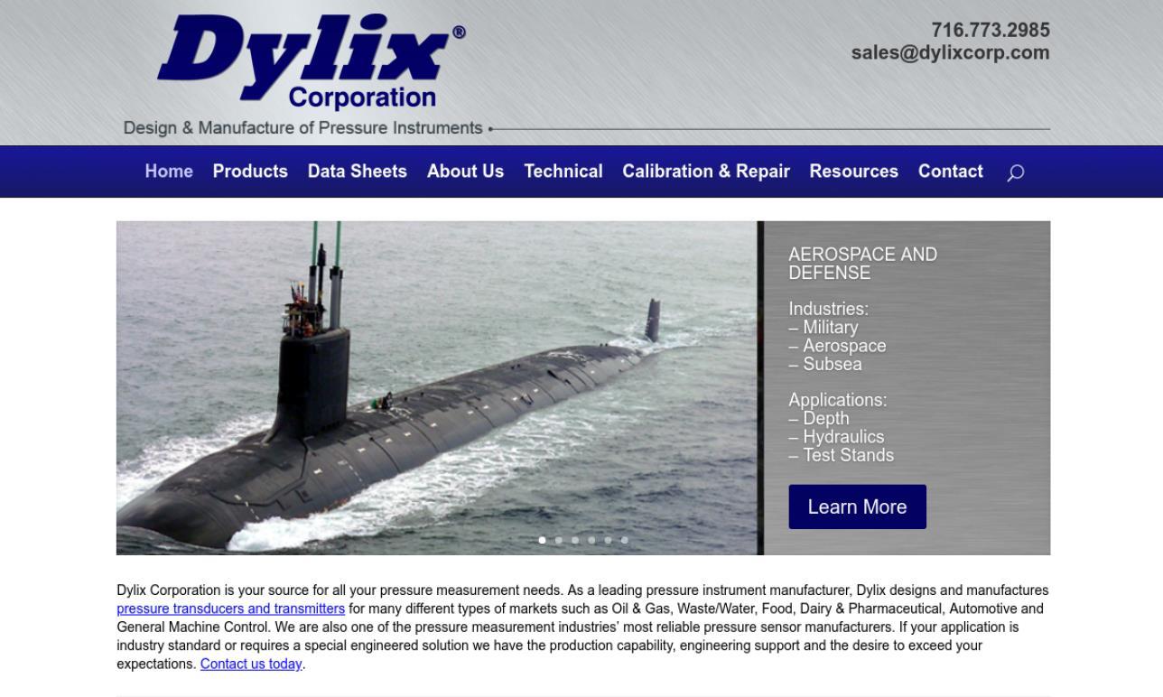 More Pressure Transducer Manufacturer Listings