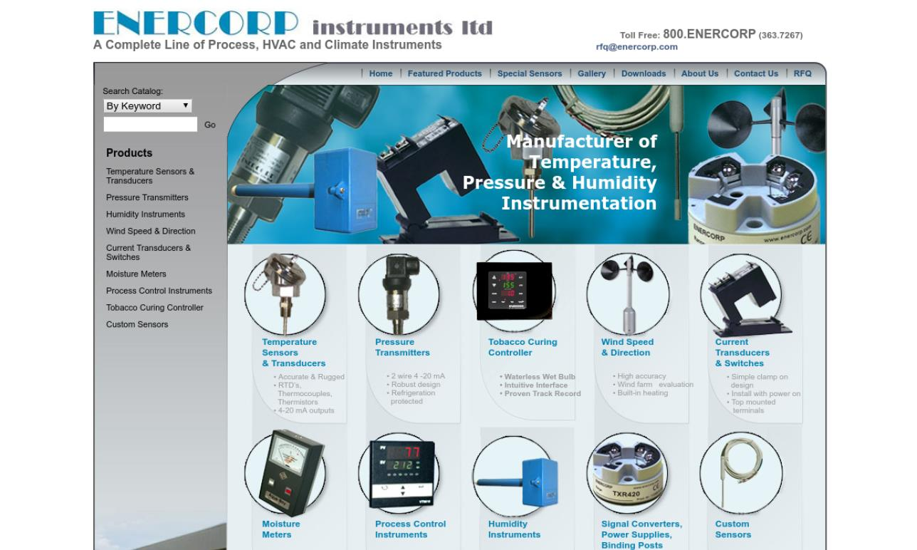 Enercorp Instruments Ltd.