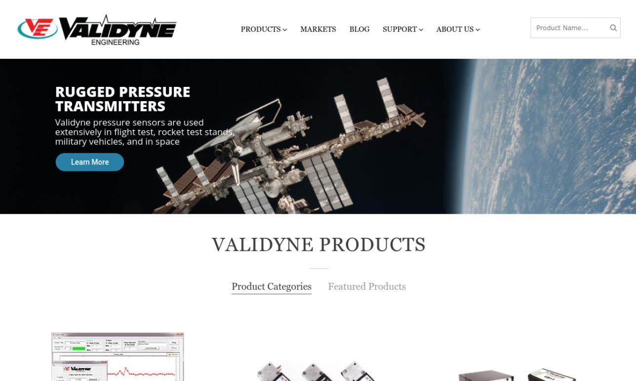 Validyne Engineering Corp.