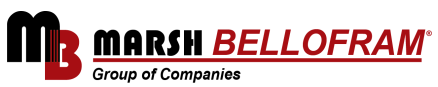 Marsh Bellofram Corporation Logo
